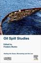 Couverture de l'ouvrage Oil Spill Studies