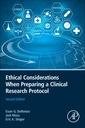 Couverture de l'ouvrage Writing Clinical Research Protocols