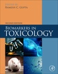 Couverture de l'ouvrage Biomarkers in Toxicology