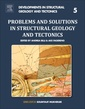 Couverture de l'ouvrage Problems and Solutions in Structural Geology and Tectonics