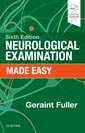 Couverture de l'ouvrage Neurological Examination Made Easy