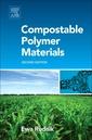 Couverture de l'ouvrage Compostable Polymer Materials