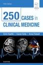 Couverture de l'ouvrage 250 Cases in Clinical Medicine