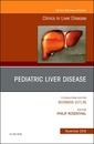 Couverture de l'ouvrage Pediatric Hepatology, An Issue of Clinics in Liver Disease