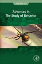 Couverture de l'ouvrage Advances in the Study of Behavior
