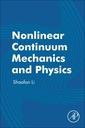 Couverture de l'ouvrage Nonlinear Continuum Mechanics and Physics