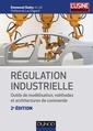 Couverture de l'ouvrage Régulation industrielle