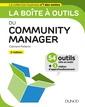 Couverture de l'ouvrage La boîte à outils du Community Manager
