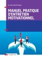 Couverture de l'ouvrage Manuel pratique d'Entretien motivationnel