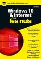 Couverture de l'ouvrage Windows 10 et Internet