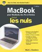 Couverture de l'ouvrage MacBook
