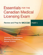 Couverture de l'ouvrage Essentials for the Canadian Medical Licensing Exam