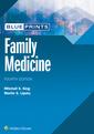 Couverture de l'ouvrage Blueprints Family Medicine