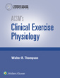 Couverture de l'ouvrage ACSM's Clinical Exercise Physiology