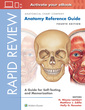 Couverture de l'ouvrage Rapid Review: Anatomy Reference Guide