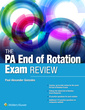 Couverture de l'ouvrage The PA Rotation Exam Review