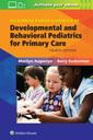 Couverture de l'ouvrage Zuckerman Parker Handbook of Developmental and Behavioral Pediatrics for Primary Care