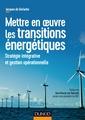 Couverture de l'ouvrage Mettre en oeuvre les transitions énergétiques