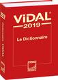 Couverture de l'ouvrage Dictionnaire Vidal 2019