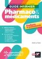 Couverture de l'ouvrage Guide infirmier pharmaco et medicaments