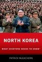 Couverture de l'ouvrage North Korea