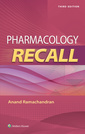 Couverture de l'ouvrage Pharmacology Recall