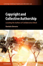 Couverture de l'ouvrage Copyright and Collective Authorship