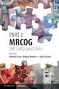 Couverture de l'ouvrage Part 2 MRCOG: 500 EMQs and SBAs