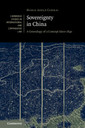 Couverture de l'ouvrage Sovereignty in China