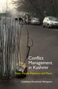 Couverture de l'ouvrage Conflict Management in Kashmir