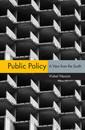 Couverture de l'ouvrage Public Policy