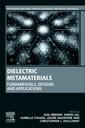 Couverture de l'ouvrage Dielectric Metamaterials