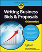 Couverture de l'ouvrage Writing Business Bids and Proposals For Dummies