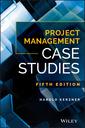 Couverture de l'ouvrage Project Management Case Studies