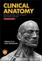 Couverture de l'ouvrage Clinical Anatomy