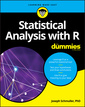 Couverture de l'ouvrage Statistical Analysis with R For Dummies