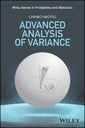 Couverture de l'ouvrage Advanced Analysis of Variance