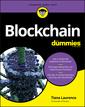 Couverture de l'ouvrage Blockchain For Dummies