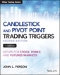 Couverture de l'ouvrage Candlestick and Pivot Point Trading Triggers + Website
