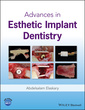 Couverture de l'ouvrage Advances in Esthetic Implant Dentistry
