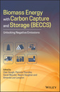 Couverture de l'ouvrage Biomass Energy with Carbon Capture and Storage (BECCS)