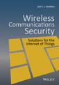 Couverture de l'ouvrage Wireless Communications Security