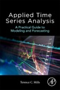 Couverture de l'ouvrage Applied Time Series Analysis