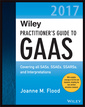 Couverture de l'ouvrage Wiley Practitioner′s Guide to GAAS 2017