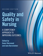 Couverture de l'ouvrage Quality and Safety in Nursing