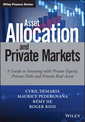 Couverture de l'ouvrage Asset Allocation and Private Markets