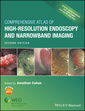 Couverture de l'ouvrage Comprehensive Atlas of High-Resolution Endoscopy and Narrowband Imaging