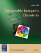 Couverture de l'ouvrage Sustainable Inorganic Chemistry