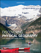 Couverture de l'ouvrage Discovering Physical Geography Canadian Edition