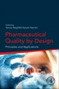 Couverture de l'ouvrage Pharmaceutical Quality by Design